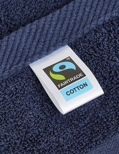 Handtücher aus Fairtrade Cotton