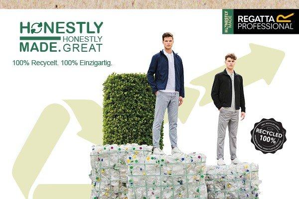 Recyceln für eine nachhaltige Zukunft.